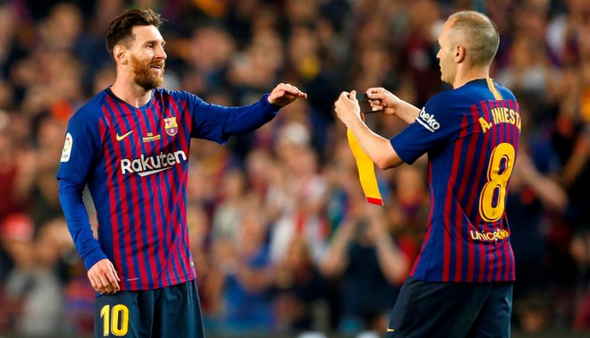 Barcelona ganó 1-0 a Real Sociedad en la despedida de Andrés Iniesta [RESUMEN Y GOLES]