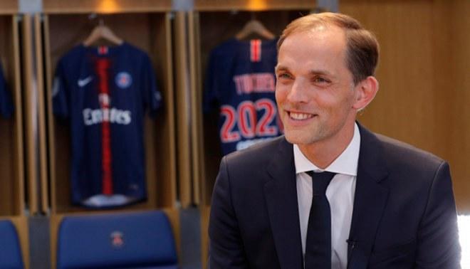 Thomas Tuchel y su primer día como técnico del PSG [FOTOS]