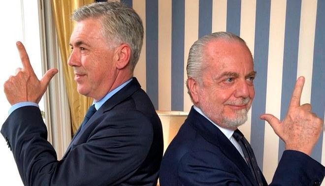 Carlo Ancelotti está de vuelta en los banquillos: Es el nuevo técnico de Napoli