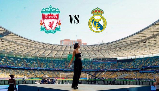 Dua Lipa prepara su presentación en la final de la Champions League [FOTOS]