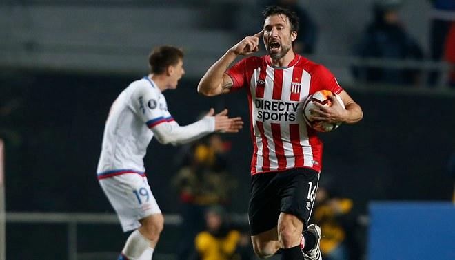 Estudiantes venció 3-1 a Nacional y logró agónica clasificación a octavos de la Copa Libertadores [RESUMEN]