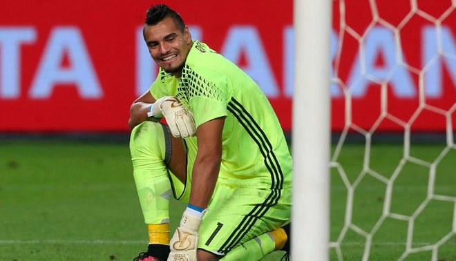 Selección Argentina: Sergio Romero conmovido tras perderse el ...