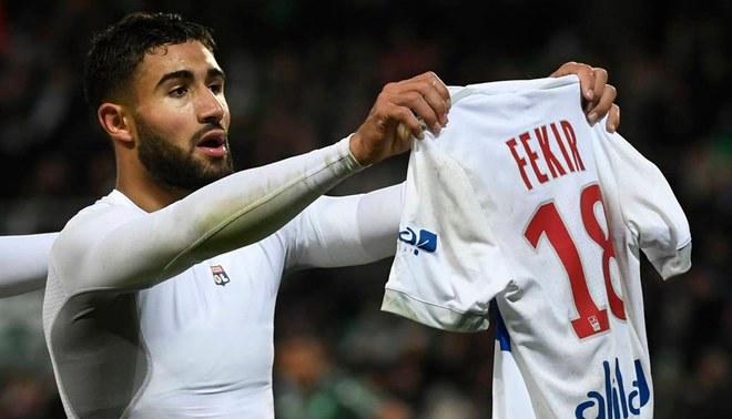 Nabil Fekir desmiente acercamiento con el Liverpool