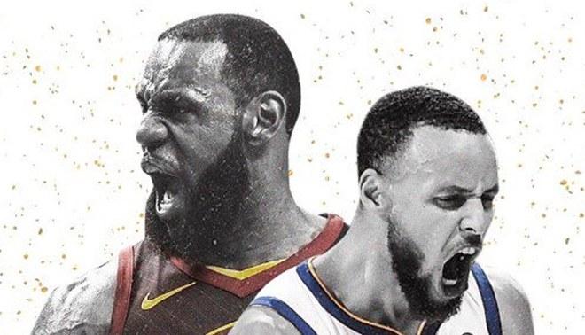 Warriors - Cavaliers: Transmisión, horarios y canales TV del juego 1 de la FINAL NBA