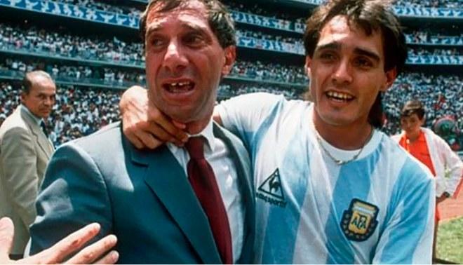 Selección Argentina: Carlos Bilardo no celebró el título ...