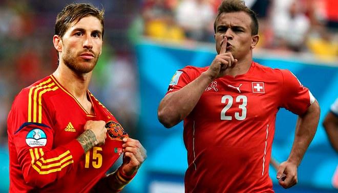 Resultado de imagen para españa vs suiza