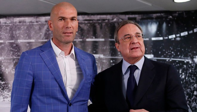 Este sería el motivo de la renuncia de Zinedine Zidane a Real Madrid