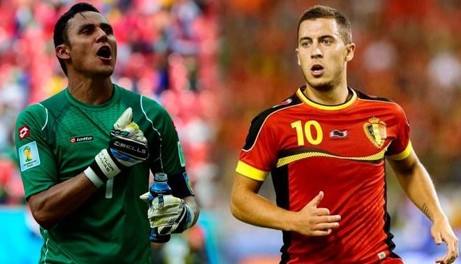 Resultado de imagen para BELGICA VS COSTA RICA