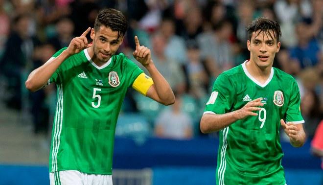 Diego Reyes es baja en la selección de México para Rusia 2018. Foto  Agencia 75030cb685834