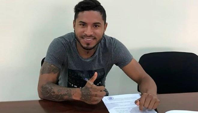 Gino Guererro dejó club Guaraní y es vinculado con Alianza Lima