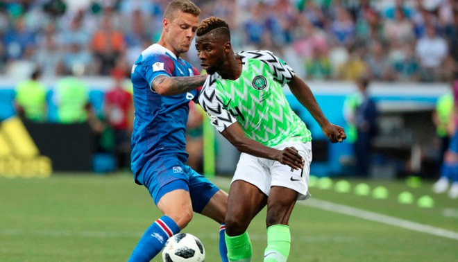 nigeria vs islandia en vivo v 237 a tyc sports