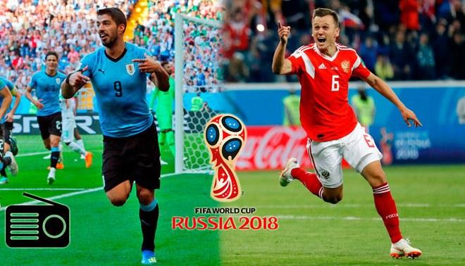 Uruguay Vs Rusia En Vivo Online Directo Via Rpp Y Radio Capital Emisoras Con Luis Suarez Por Mundial Rusia
