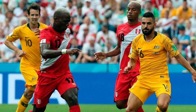Perú vs Australia EN VIVO ONLINE DIRECTO vía Latina DirecTV TV Perú con  Paolo Guerrero, por Mundial Rusia 2018 GUÍA DE CANALES | libero.pe