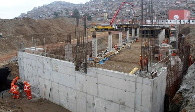 Lima 2019 Se Presentaron Avances En Complejo De Villa Maria Del