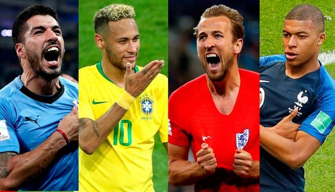 Cuartos de final Mundial Rusia 2018 EN VIVO ONLINE: resultados ...