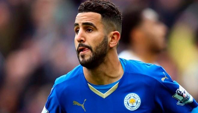 Manchester City cerca de fichar a Riyad Mahrez