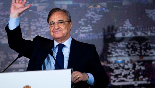 Los 'galácticos' que maneja Florentino Pérez para reforzar el Real Madrid