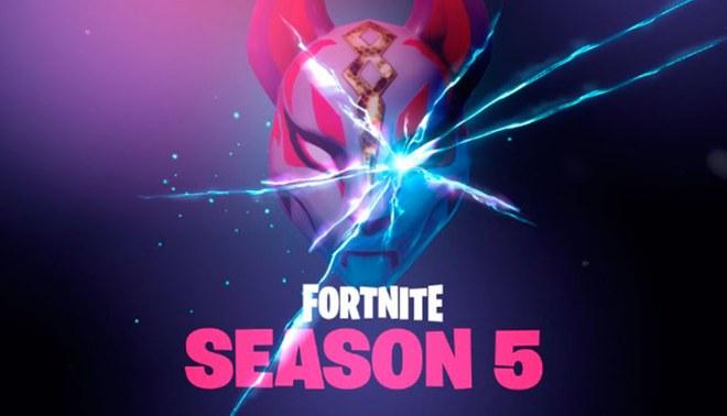 Resultado de imagen de fornite temporada 5
