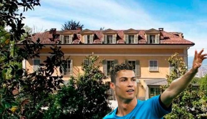 Cristiano Ronaldo: Esta sería la mansión de CR7 en Turín