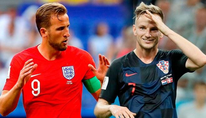 Image Result For Inglaterra Vs Croacia En Vivo Tyc