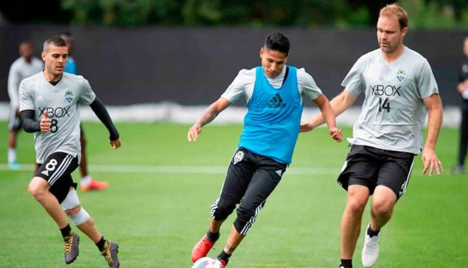 Raúl Ruidíaz dedica emotivas palabras al Seattle Sounders previo al debut en MLS