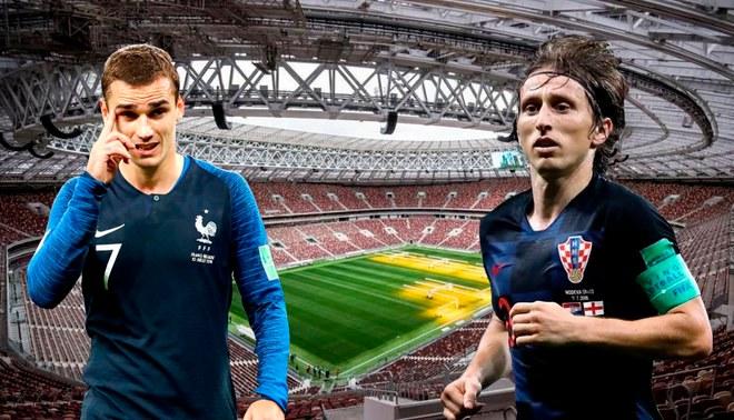 Francia Consiguio El Primer Boleto A La Final Del Mundial En Donde Aguarda Por El Ganador Del Inglaterra Croacia