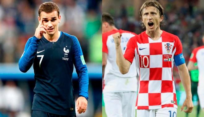 francia vs croacia
