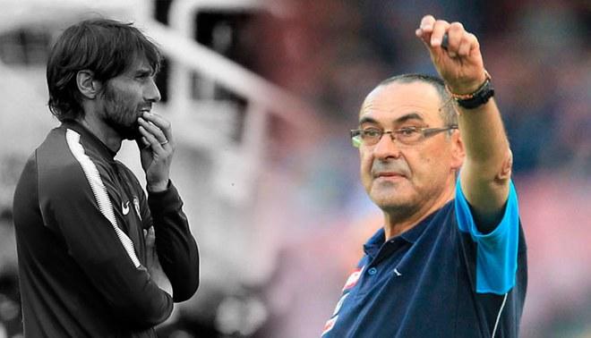 Chelsea decidió despedir a Antonio Conte como su entrenador y Maurizio Sarri asume el mando de los 'Blues'
