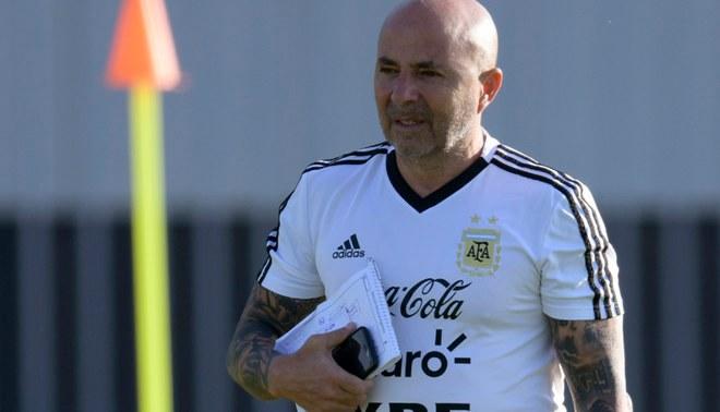 AFA confirmó la salida de Jorge Sampaoli de la selección de Argentina