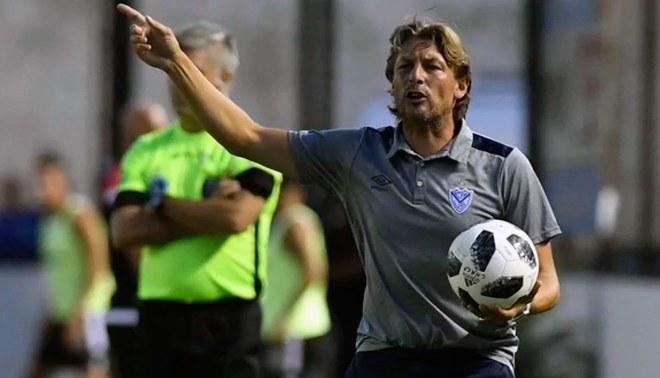 Gabriel Heinze y su tensa discusión con periodista tras eliminación de Vélez de la Copa Argentina [VIDEO]