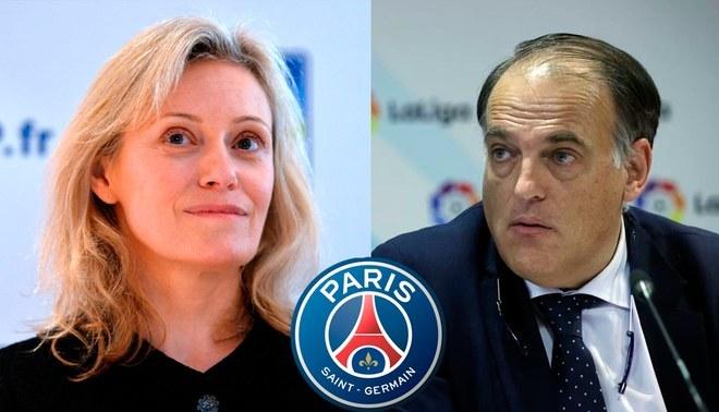 Liga Española y Francesa en pie de guerra por el Paris Saint-Germain
