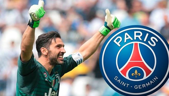 Camiseta Paris Saint Germain Gianluigi BUFFON