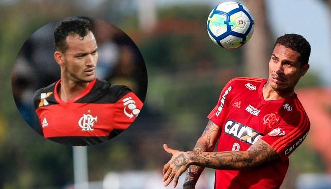 """Capitán de Flamengo alaba a Paolo Guerrero: """"Es un jugador de altísima calidad"""""""