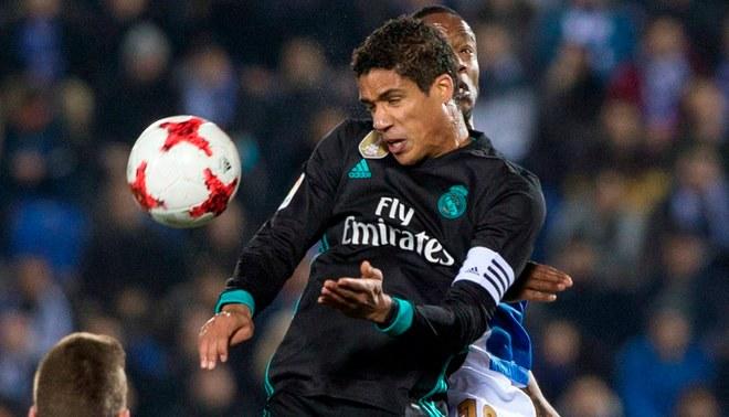 Raphaël Varane será el cuarto capitán del Real Madrid tras salida de Cristiano Ronaldo
