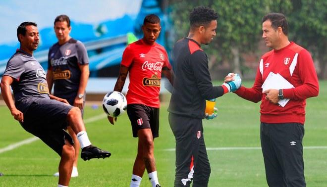 Entre Solano y Ahmed estará en DT interino de la selección peruana para afrontar amistosos