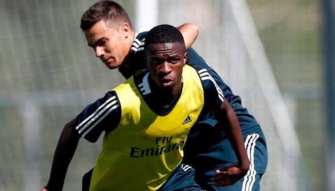 Vinicius Jr encantado con trabajo de Julen Lopetegui en el Real Madrid [FOTO]