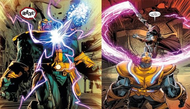 Marvel Cómics mata a Thanos y abre una nueva historia para los 'Avengers' [FOTOS]