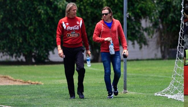 Hijo de Ricardo Gareca dejó Vélez ¿se unirá al comando técnico de la selección?