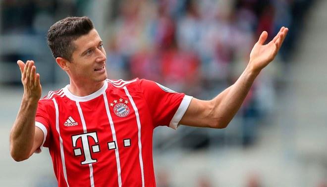 El United le ofrece un 'sueldazo' a Lewandowski para que se olvide del Madrid