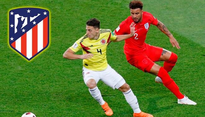 Atlético Madrid: El colombiano Santiago Arias estaría a un paso de llegar a España