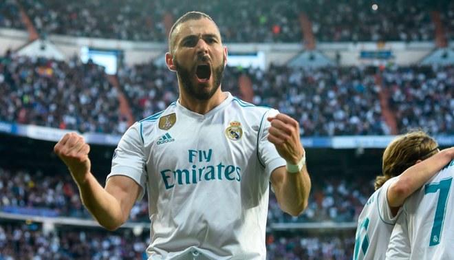 Karim Benzema confirmó su permanencia en el Real Madrid