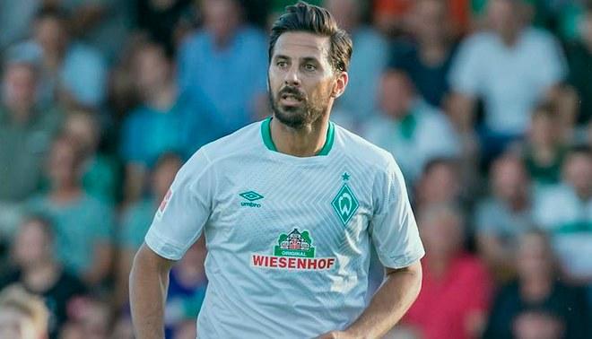 ¡Llegó 'CP4'! Claudio Pizarro es la estrella del  Werder Bremen