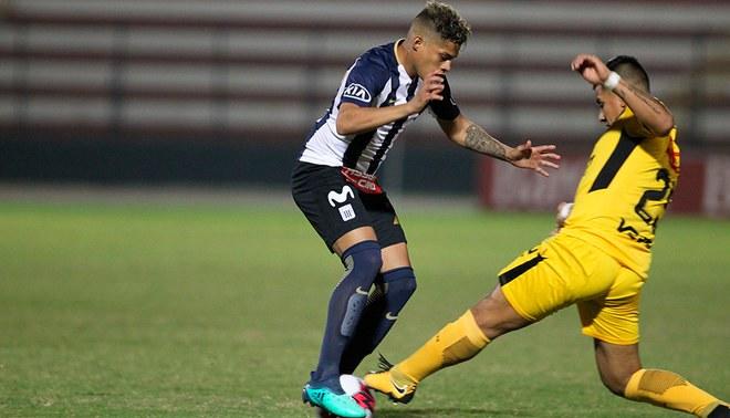 Alianza Lima empató 1-1 ante Cantolao por el Torneo Apertura