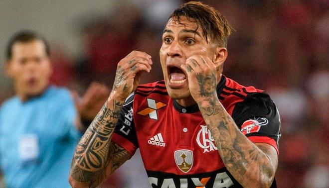 ¿Qué hace Paolo Guerrero a 8 días del fin de su vínculo con Flamengo?