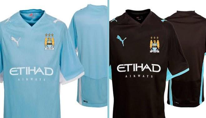 Manchester City cambia de auspiciador por 50 millones de euros al año [FOTO]