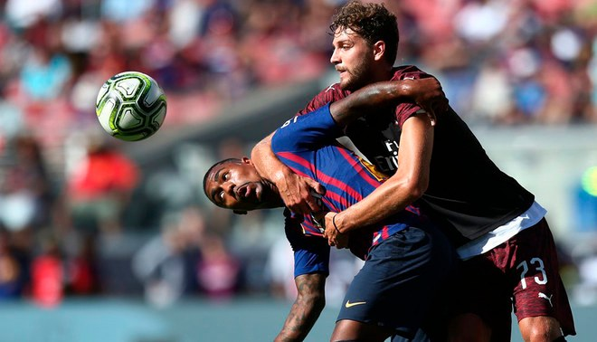 Barcelona Vs Milan Live Live Online Live On Espn Directv And Bein Sports For The International Champions Cup