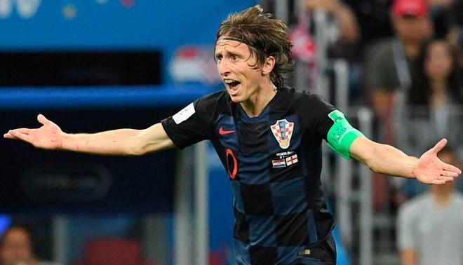Luka Modric solicitará su salida del Real Madrid para fichar por el Inter