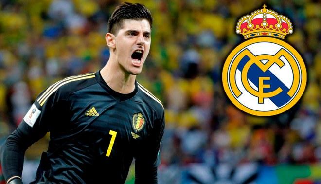 ¡Es oficial! Thibaut Courtois es nuevo jugador del Real Madrid