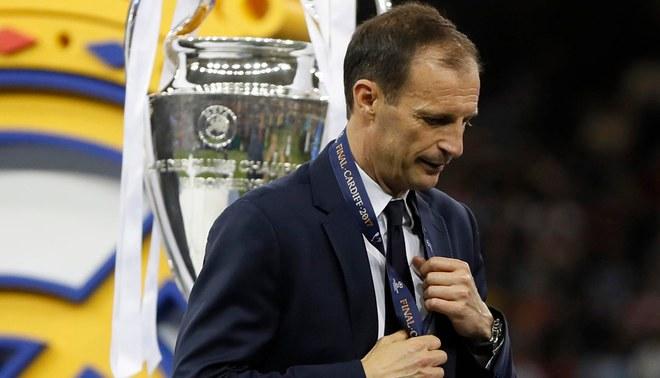 Allegri reveló sus razones para rechazar la oferta del Real Madrid