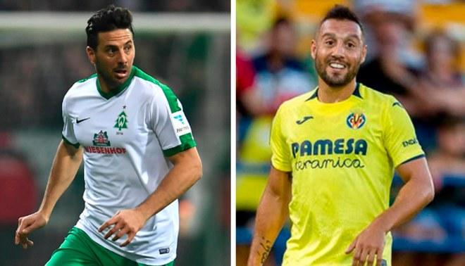 Werder Bremen vs Villarreal LIVE DIRECT ONLINE via LIBERO with Claudio Pizarro for an international friendly